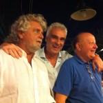 Beppe Grillo, Massimo Boldi